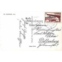 Carte postale 1955...