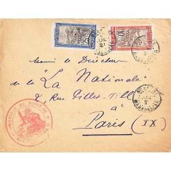 1921 Lettre à 35 c...