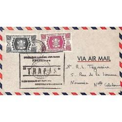 Première liaison aérienne Iles Wallis - Nouvelle Calédonie