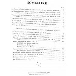 Revue Historique de l'Armée