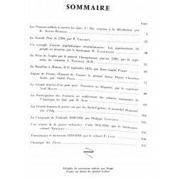 1960, n° 1 Revue Historique...