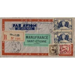 PHAN - RI ANNAM 1937
