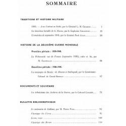 1949, n° 3 Revue Historique...