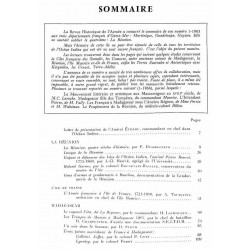 1963, n° 4 spécial Revue...