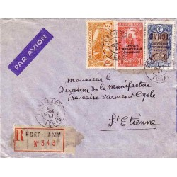 1937 Lettre 6 f. 15...