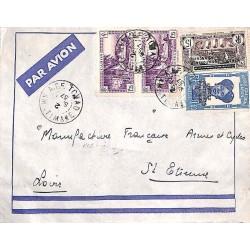 AM-TIMANE A.E.F. TCHAD 1937