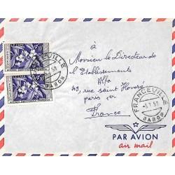 FRANCEVILLE GABON 1959