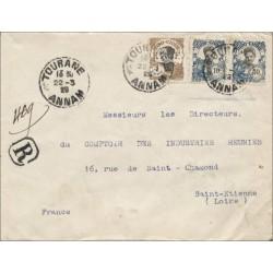 TOURANE  ANNAM 1926