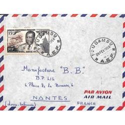 FOUGAMOU GABON 1958