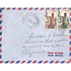 1955 TCHIBANGA  * A.E.F. *