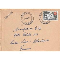 MEDOUNEU * GABON  * 1957
