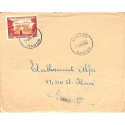 MOABI GABON  1959