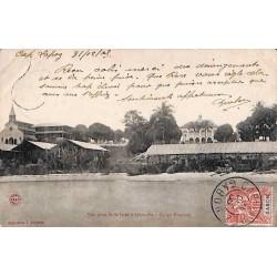 1905 Carte Postale de CAP...