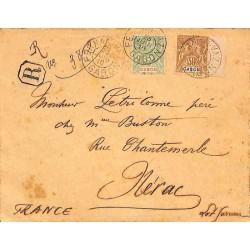 1910 Devant de lettre...