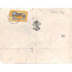 1927 Lettre recommandée à 1...