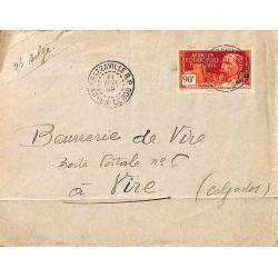 1939 Lettre...