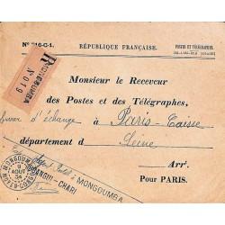 MONGOUMBA MOYEN-CONGO 1934