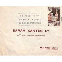 1965 Affranchissement 315...