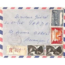 CARNOT OUBANGUI-CHARI 1959