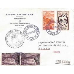 FOIRE EXPOSITION DE BRAZZAVILLE 1953