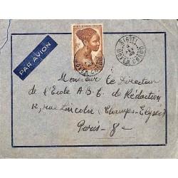 cover SIBITI MOYEN-CONGO 1949