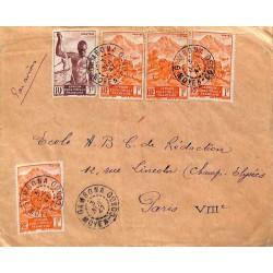 GAMBONA MOYEN-CONGO 1947