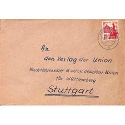 1947 Lettre 24 pf....