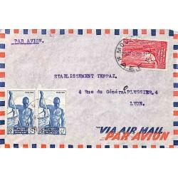 MOUSSORO * A.E.F. * 1951