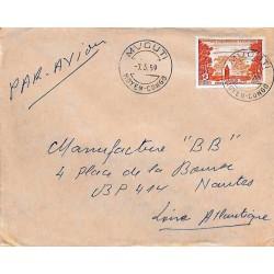 MVOUTI MOYEN - CONGO  1959