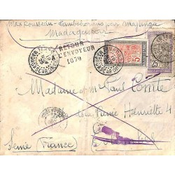 1925 Oblitération...