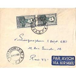 1951 Lettre...