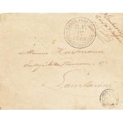 CONGO FRANCAIS * ADMINSTRATION DE L'INTERIEUR * R.F. 1er BUREAU