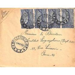 1952 Lettre...