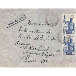 1949 Lettre...