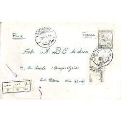 1956 Affranchissement Syrie...