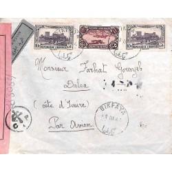 1944 Lettre  Oblitération BIKFAYA