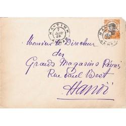 HA - TINH ANNAM 1924