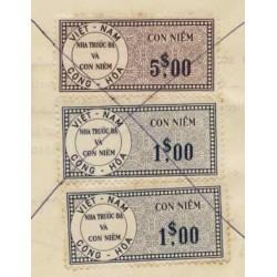 7 $ en timbres fiscaux...