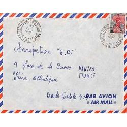 GUISAMBOURG   GUYANE-FRANCAISE  1961