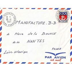 KOUROU - GUYANE-FRANCAISE - 1967