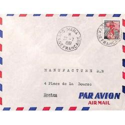 MANA  GUYANE FRANCAISE  1961