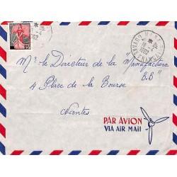 MANA   GUYANE FRANCAISE 1962