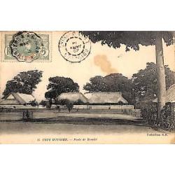 DIMBROKO A ABIDJAN * 1912 Oblitération convoyeur