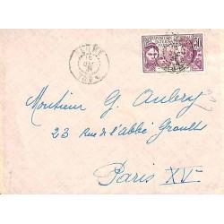 Lettre 1931...