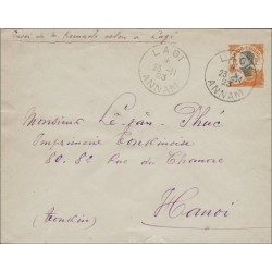 LAGI  ANNAM 1923