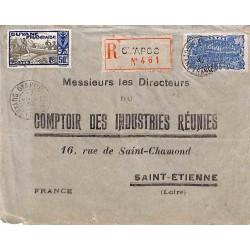 OYAPOC  GUYANE FRANCAISE 1930