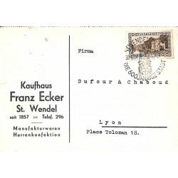 ST WENDEL DIE 600 JAHRIGE...