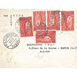 1957 Affranchissement 15 f....