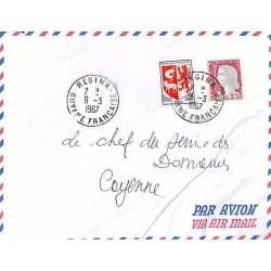 REGINA   - GUYANE FRANCAISE - 1963