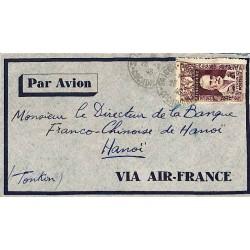 1946 Lettre avion pour...